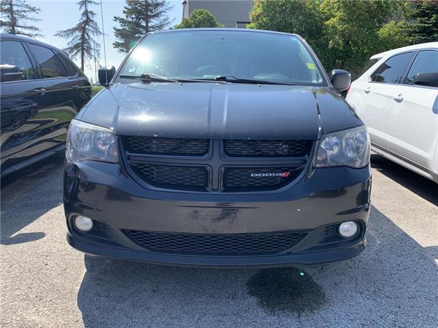 2014 Dodge Grand Caravan SE/SXT (Stk: U0538A) in Barrie - Image 1 of 4