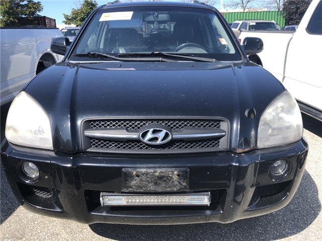 2006 Hyundai Tucson  Black