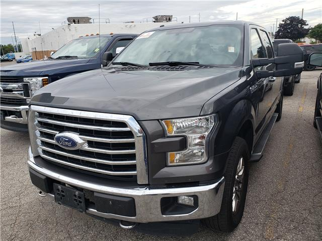 2016 Ford F-150 XL (Stk: U0936A) in Barrie - Image 1 of 5