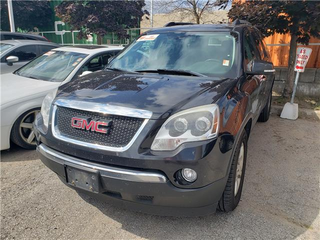 2012 GMC Acadia SLE (Stk: U0329A) in Barrie - Image 1 of 5