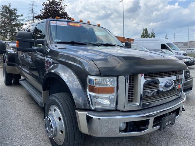 2008 Ford F-450  Brown