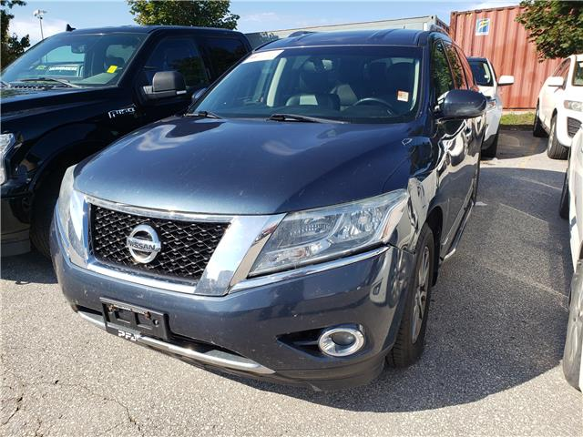 2014 Nissan Pathfinder S (Stk: U0640B) in Barrie - Image 1 of 5