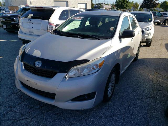 2010 Toyota Matrix Base (Stk: U1036A) in Barrie - Image 1 of 5