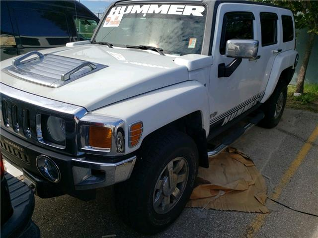 2007 Hummer H3 SUV Base (Stk: U0315B) in Barrie - Image 1 of 5