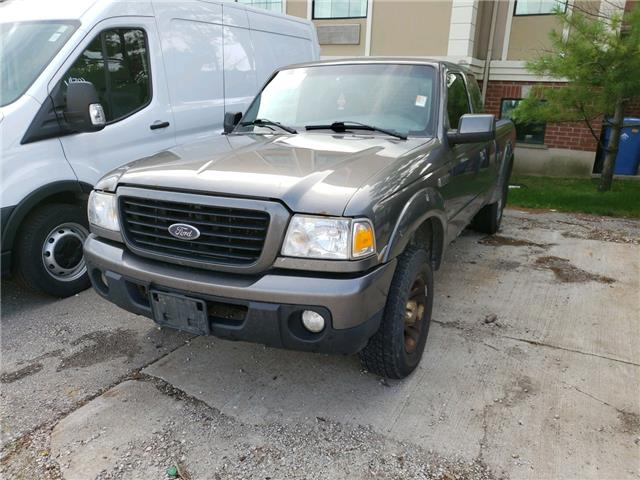 2008 Ford Ranger  (Stk: U0999A) in Barrie - Image 1 of 6