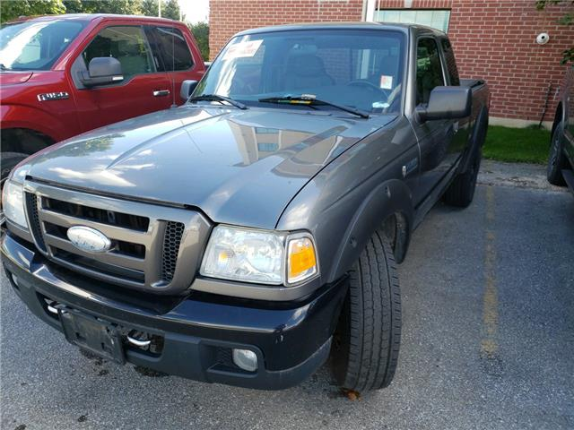2007 Ford Ranger  (Stk: U0678BXZ) in Barrie - Image 1 of 5