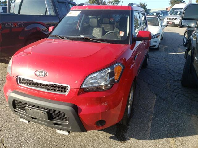 2011 Kia Soul  (Stk: U0826BXZ) in Barrie - Image 1 of 5