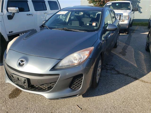 2012 Mazda Mazda3 Sport GX (Stk: U0196AXZ) in Barrie - Image 1 of 5