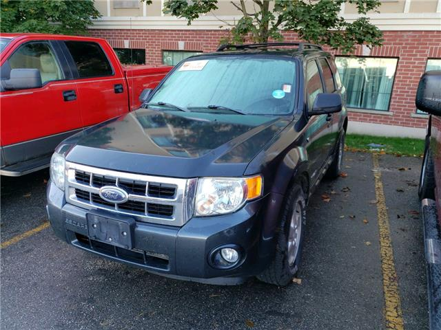 2008 Ford Escape XLT (Stk: U0413AZ) in Barrie - Image 1 of 5
