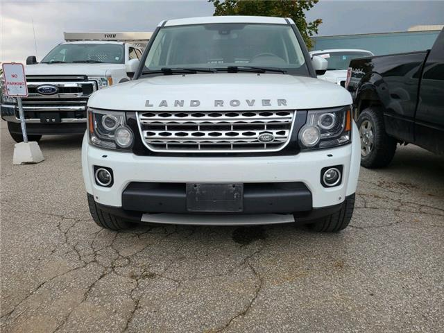 2014 Land Rover LR4 Base (Stk: U1139AXZ) in Barrie - Image 1 of 6