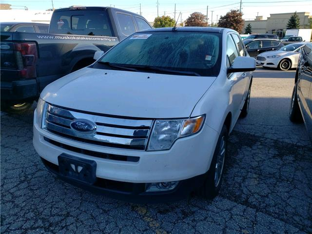 2009 Ford Edge SEL (Stk: U1049A) in Barrie - Image 1 of 4