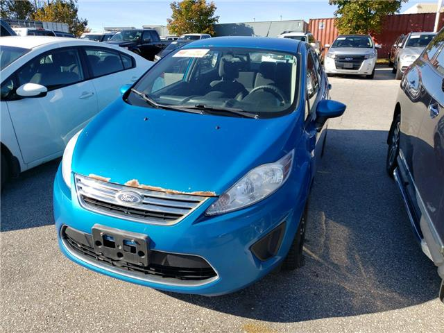 2012 Ford Fiesta SE (Stk: U0549BXZ) in Barrie - Image 1 of 6