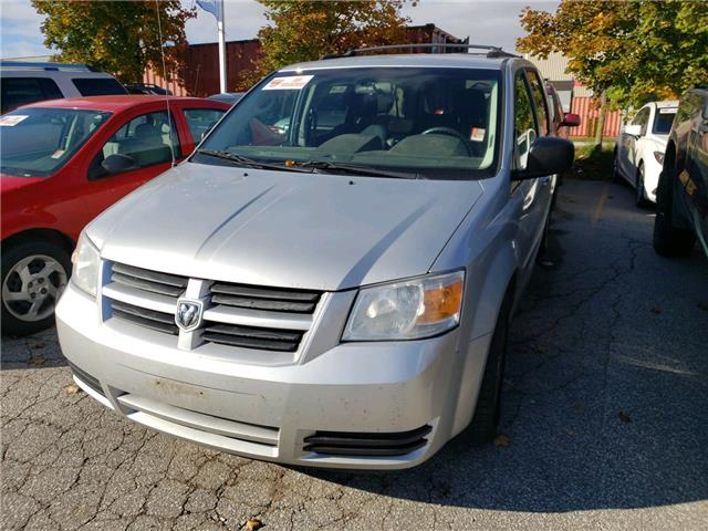 2010 Dodge Grand Caravan SE (Stk: U0877CJZ) in Barrie - Image 1 of 5
