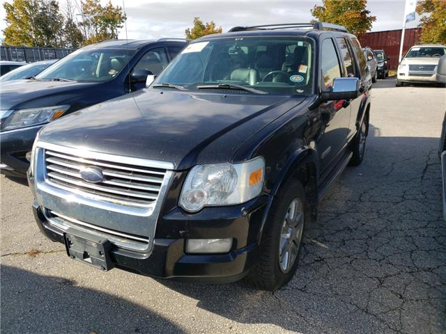 2006 Ford Explorer Limited (Stk: U1070BJZ) in Barrie - Image 1 of 6