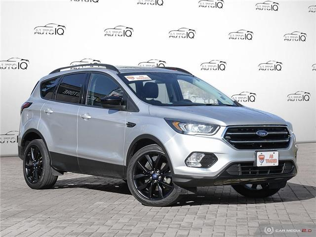 2017 Ford Escape SE (Stk: U0664A) in Barrie - Image 1 of 27