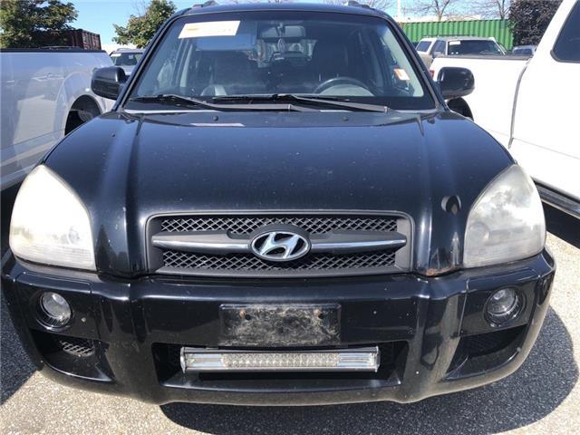 2006 Hyundai Tucson GL (Stk: T1479B) in Barrie - Image 1 of 5