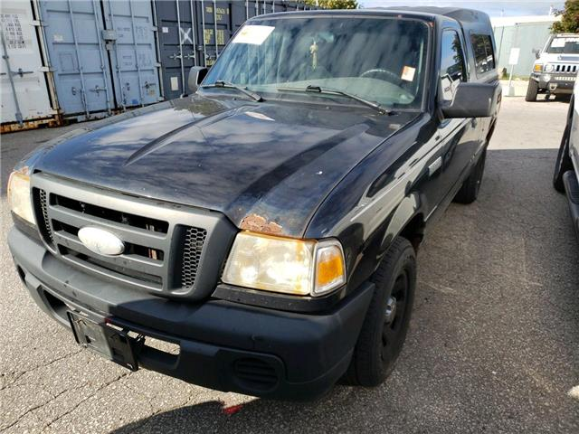 2009 Ford Ranger XL (Stk: U0409A) in Barrie - Image 1 of 5