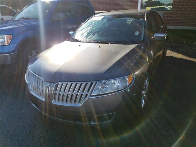 2010 Lincoln MKZ Base (Stk: U0452BZ) in Barrie - Image 1 of 5