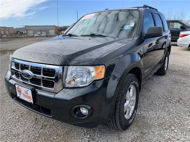 2008 Ford Escape XLT (Stk: U0413AZ) in Barrie - Image 1 of 10