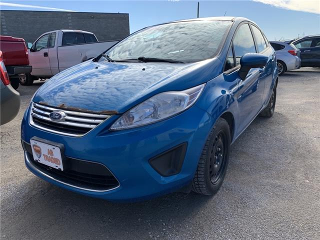 2012 Ford Fiesta SE (Stk: U0549BXZ) in Barrie - Image 1 of 10