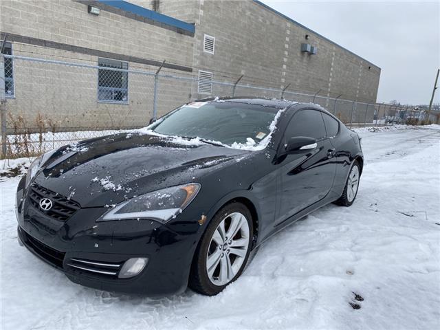 2010 Hyundai Genesis Coupe  (Stk: 6733AXZ) in Barrie - Image 1 of 12
