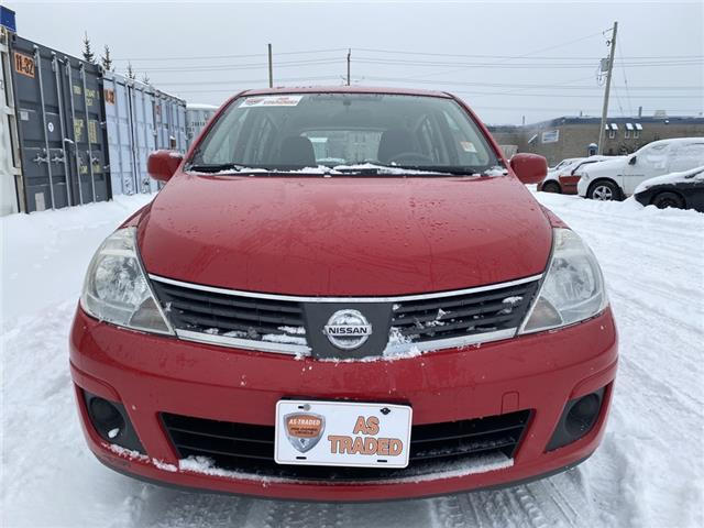 2009 Nissan Versa 1.8 S (Stk: U1208A) in Barrie - Image 1 of 14