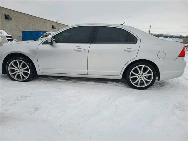 2012 Ford Fusion SEL (Stk: 6691XZ) in Barrie - Image 1 of 12