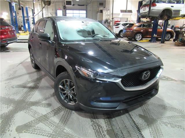 2020 Mazda CX-5 GS (Stk: M2539) in Calgary - Image 1 of 2