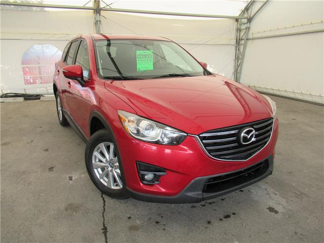 2016 Mazda CX-5 GS (Stk: ST2027) in Calgary - Image 1 of 27