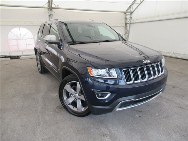 2014 Jeep Grand Cherokee Limited (Stk: ST2067) in Calgary - Image 1 of 28