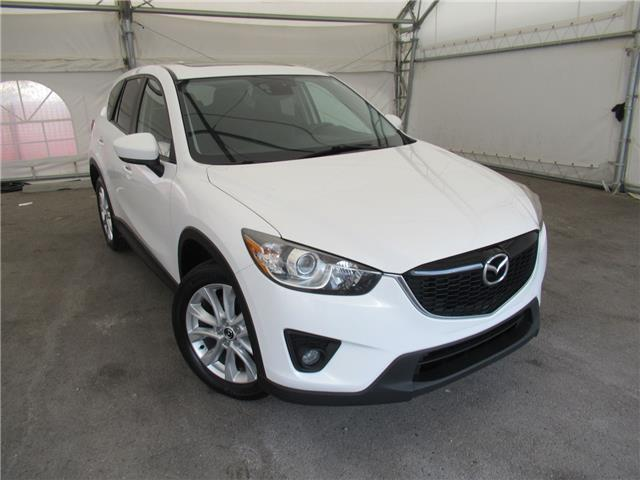2014 Mazda CX-5 GT (Stk: ST2068) in Calgary - Image 1 of 27