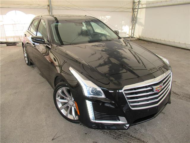 2017 Cadillac CTS 2.0L Turbo Luxury (Stk: ST2105) in Calgary - Image 1 of 28