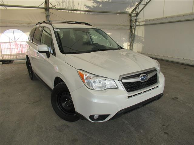 2015 Subaru Forester 2.5i Convenience Package (Stk: ST2097) in Calgary - Image 1 of 25