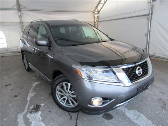 2016 Nissan Pathfinder SL (Stk: S3339) in Calgary - Image 1 of 28