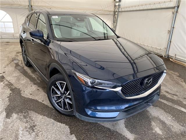 2018 Mazda CX-5 GT (Stk: S3351) in Calgary - Image 1 of 27