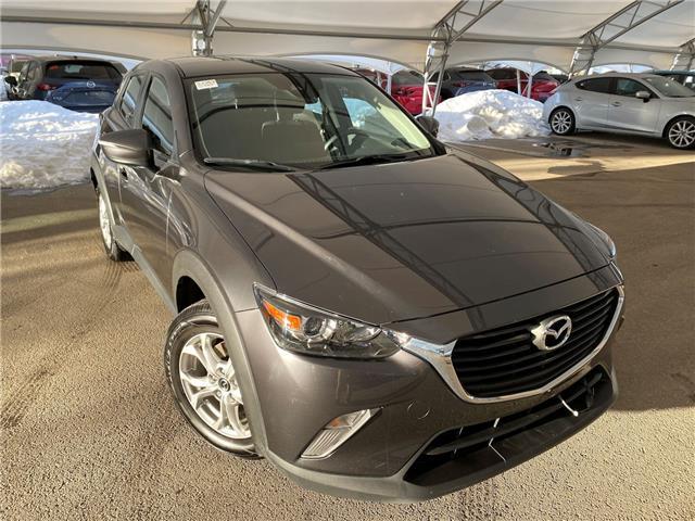 2018 Mazda CX-3 GS (Stk: S3353) in Calgary - Image 1 of 24