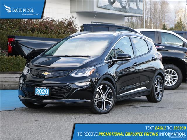 2020 Chevrolet Bolt EV Premier (Stk: 02334A) in Coquitlam - Image 1 of 18