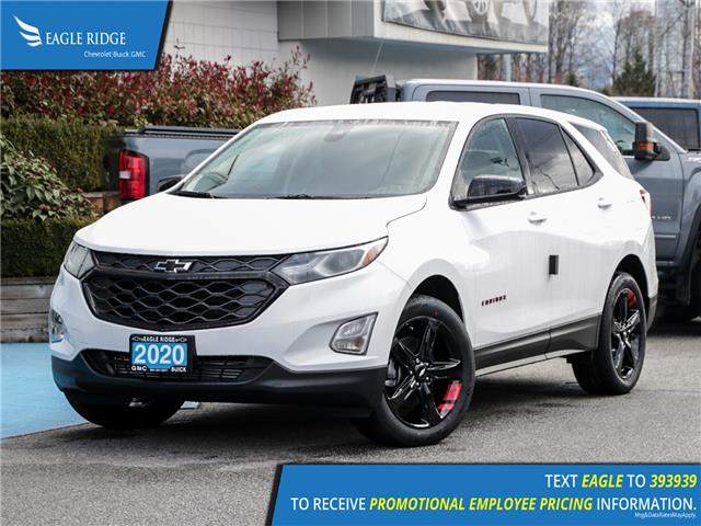 2020 Chevrolet Equinox LT (Stk: 04516A) in Coquitlam - Image 1 of 16