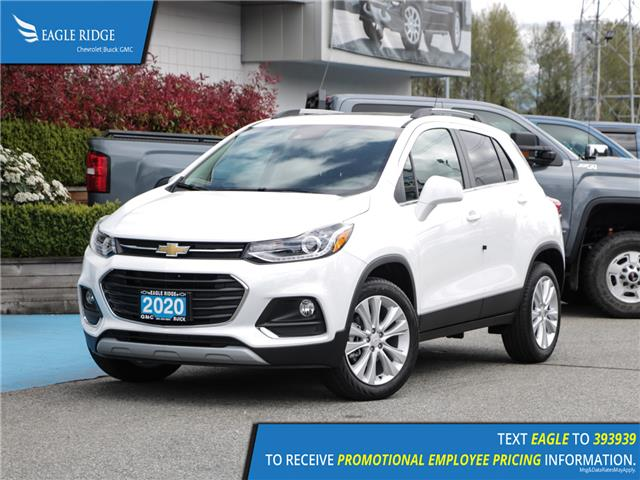 2020 Chevrolet Trax Premier (Stk: 05401A) in Coquitlam - Image 1 of 17