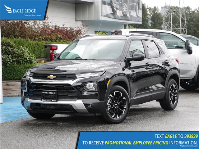2021 Chevrolet TrailBlazer LT (Stk: 15803A) in Coquitlam - Image 1 of 17