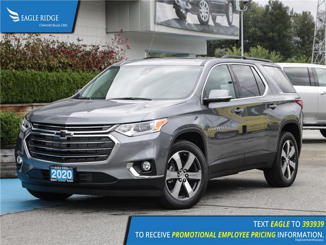 2020 Chevrolet Traverse 3LT (Stk: 05607A) in Coquitlam - Image 1 of 20