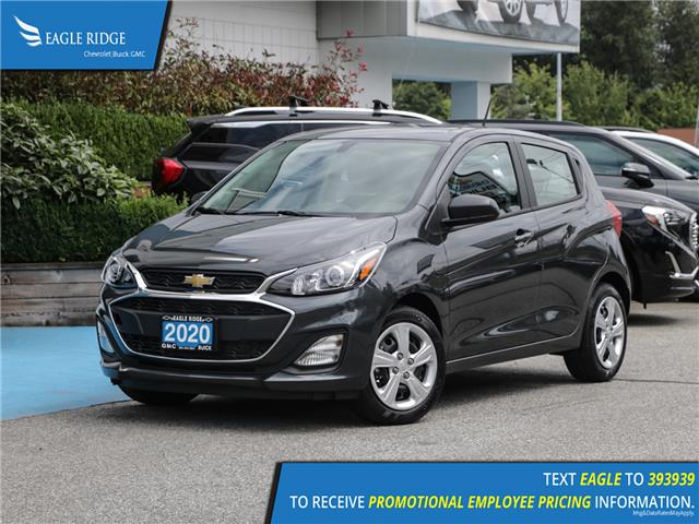 2020 Chevrolet Spark LS Manual (Stk: 03411A) in Coquitlam - Image 1 of 15