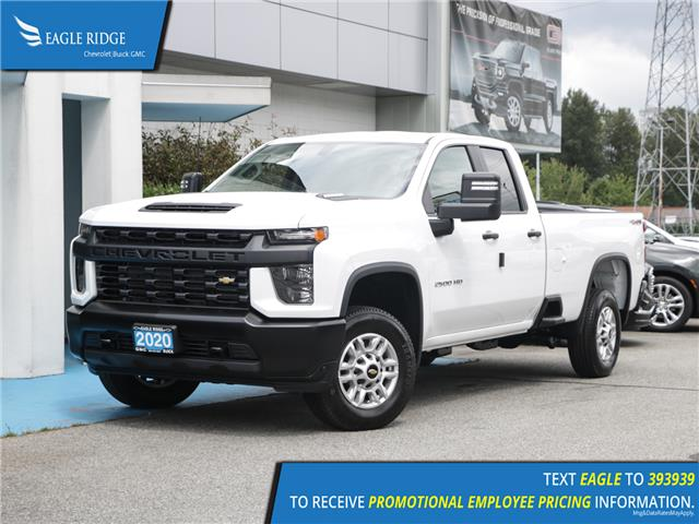 2020 Chevrolet Silverado 2500HD Work Truck (Stk: 09703A) in Coquitlam - Image 1 of 15