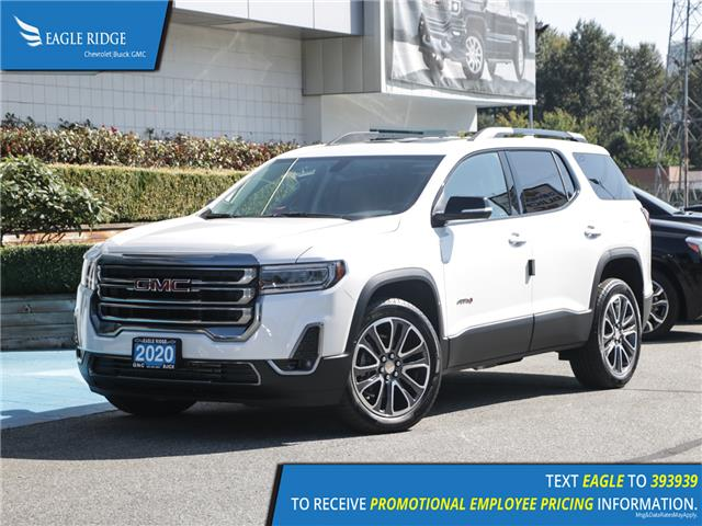 2020 GMC Acadia AT4 (Stk: 04202A) in Coquitlam - Image 1 of 18