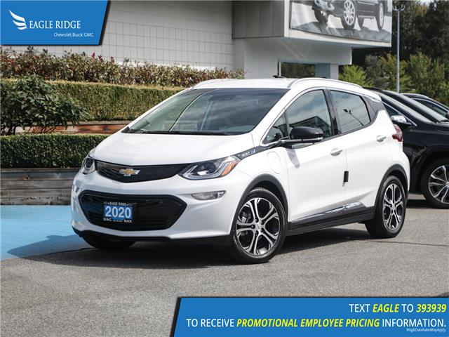 2020 Chevrolet Bolt EV Premier (Stk: 02346A) in Coquitlam - Image 1 of 17