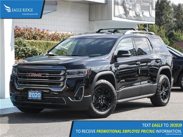 2020 GMC Acadia AT4 (Stk: 04206A) in Coquitlam - Image 1 of 18