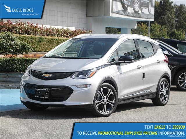 2020 Chevrolet Bolt EV Premier (Stk: 02344A) in Coquitlam - Image 1 of 17