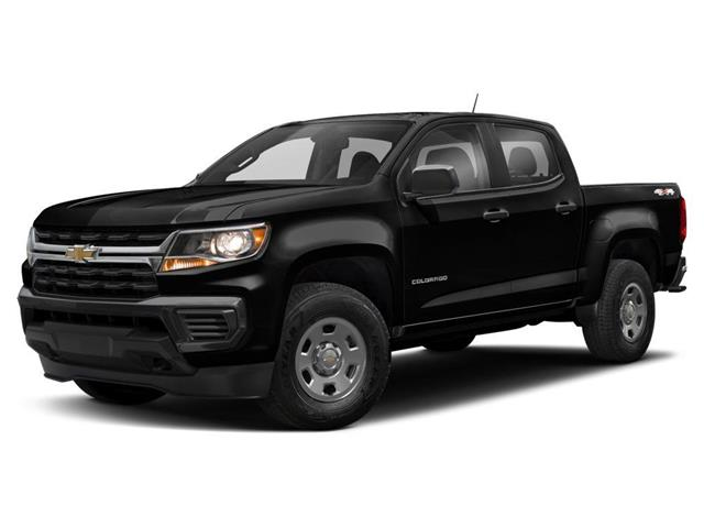 2021 Chevrolet Colorado Z71 (Stk: 18105A) in Coquitlam - Image 1 of 2
