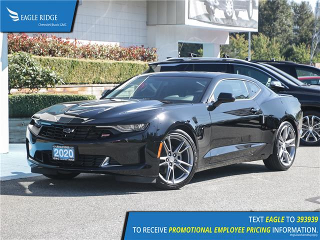 2020 Chevrolet Camaro 1LT (Stk: 03007A) in Coquitlam - Image 1 of 16