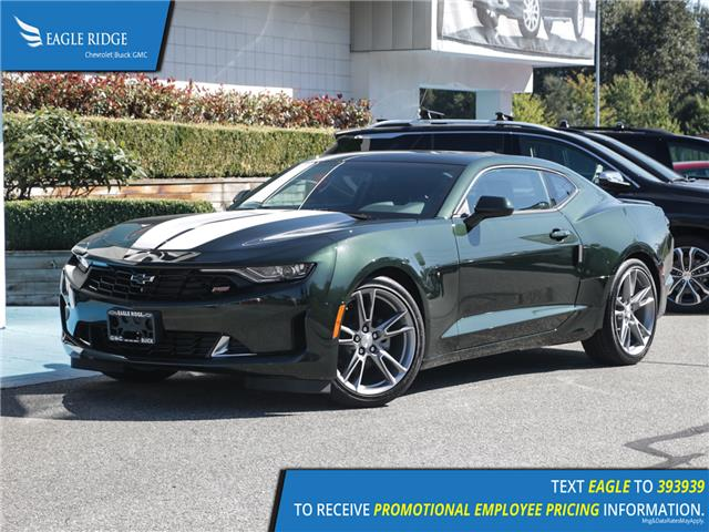 2020 Chevrolet Camaro 1LT (Stk: 03008A) in Coquitlam - Image 1 of 16